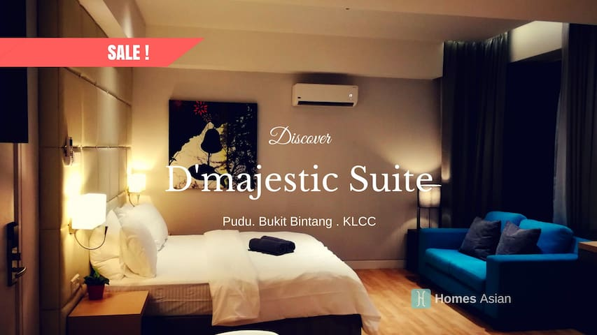 D66 Executive Suite Plus, Bukit Bintang/KLCC