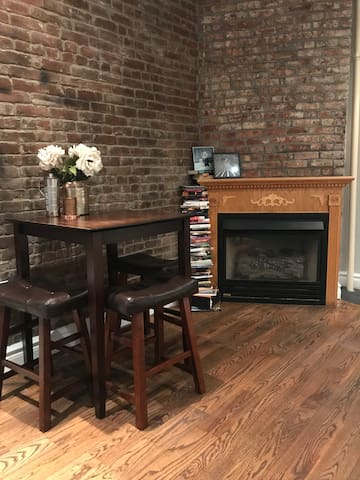 A cozy room in a newly renovated UWS  apartment