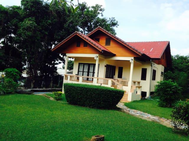 Lovely Thai house