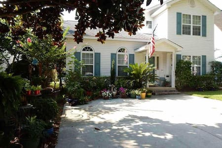 Lovely 3br home near Myrtle's BEST beach - Myrtle Beach - Casa