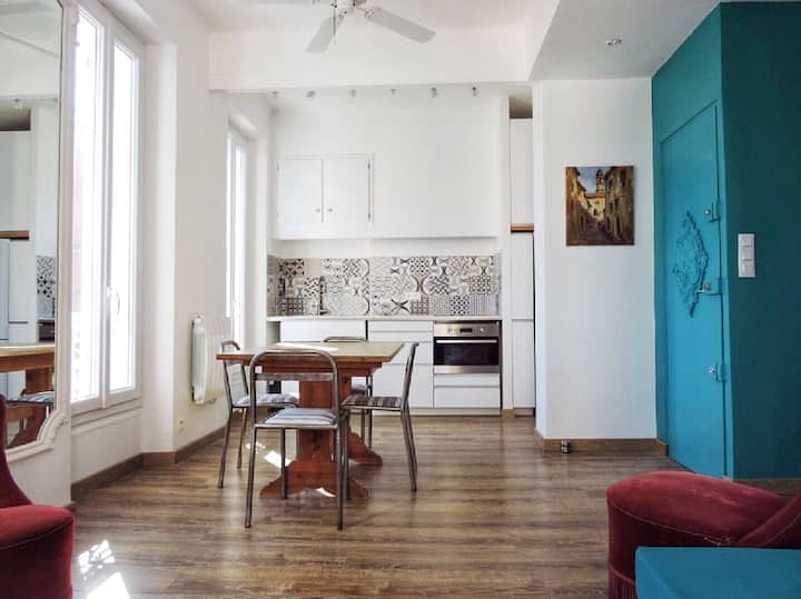 Cute Apartment in the perfect place