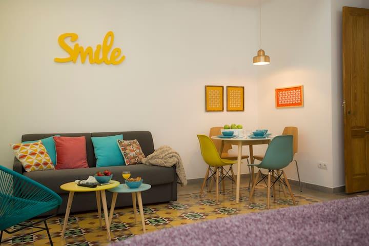 Apartment Boutique/Casco histórico/Ecológico/WIFI