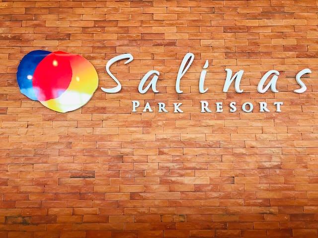 Salinas park Resort 2/4 8 pessoas