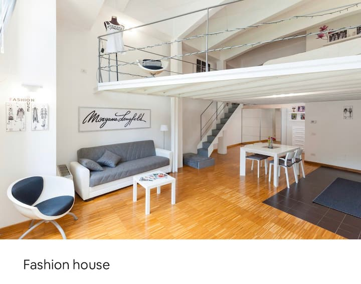 Fashion Loft near Colosseo