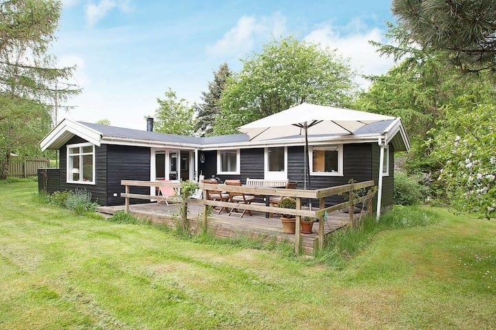 Quaint Holiday Home in Gilleleje with Terrace