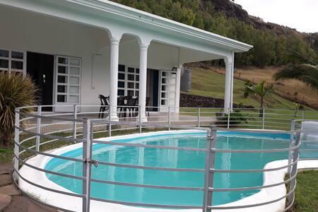 Villa Rodr'Island île Rodrigues