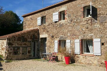 Jolie grange en pierre rénovée - La Pommeraie-sur-Sèvre