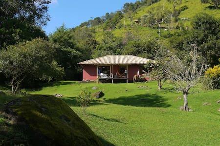 Lindo sitio em Cunha próximo a pedra da Marcela - Cunha