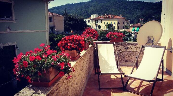 "Panoramic flat ""Il Belvedere"""