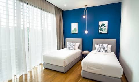3-Storey 3BR Eco-Living Bayou Residences