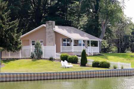 Little House on Buckeye Lake