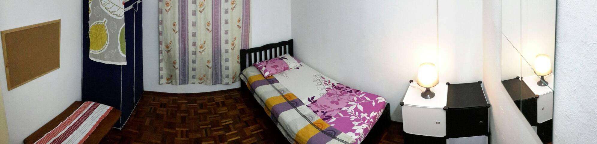 Apartmen Saujana Medium room - Petaling Jaya - Apartment