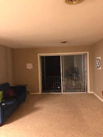 Quiet and large apartment close to downtown Albany