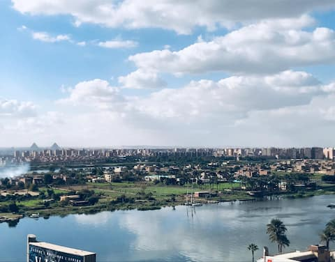 Nile view apartment