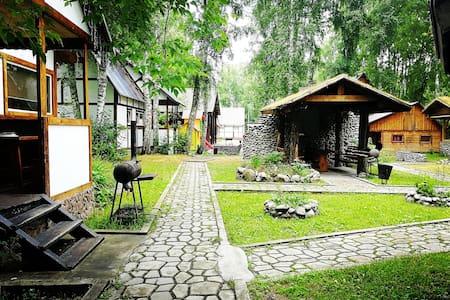 Уютный Дом на Алтае