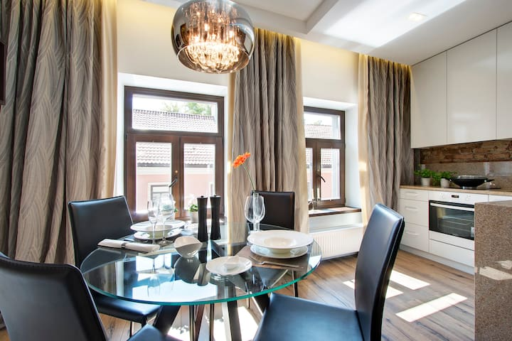 Angel Wing Apartment Vilnius Luxury perf. locacion