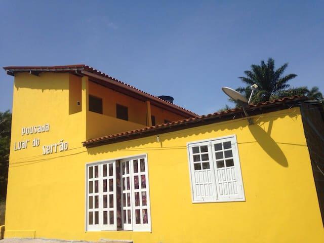 Pousada Luar do Serrão - Cairu - Bed & Breakfast