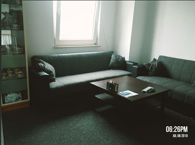 Schöne Wohnung nähe Veltins Arena