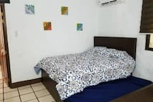 2nd Bedroom with Queen and Full Bed