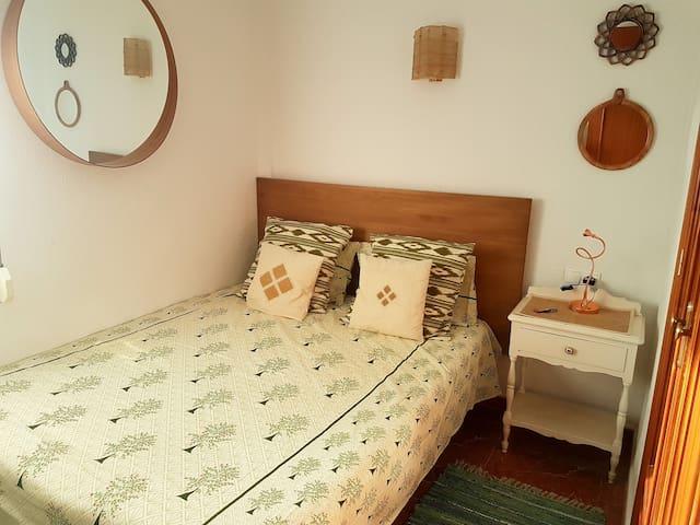 Guest room. Habitación de invitados.