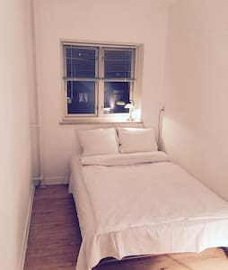 Single room close to Copenhagen, shared apartment. - Gentofte