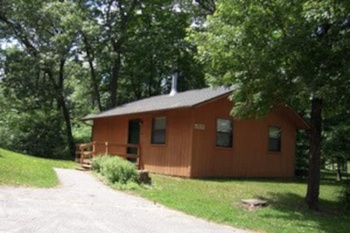 Cottage at Christmas Mountain Village Resort 3
