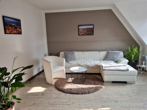 120 m2 Wohnung auf 2 Etagen