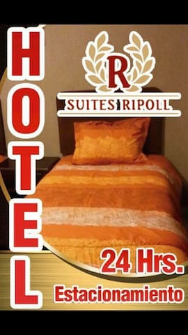 SUITES RIPOLL 8 PAX || 2 BEDROOMS || DOWNTOWN