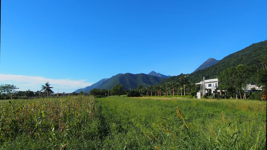 Viasea B&B-Sunrise view(Shared bathroom) - Xiulin Township - Minsu (Taiwan)