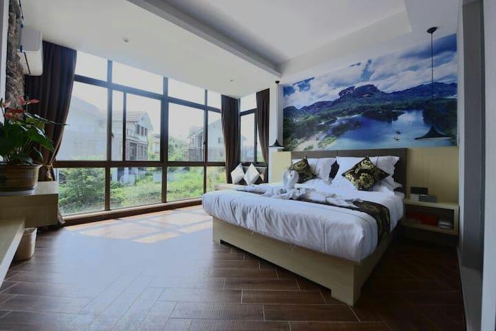 D-House水悦阁大床房 - Nanping Shi - Huis