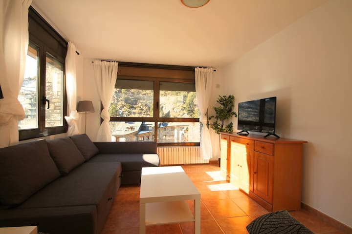 Ransol 3.6 Apartamento 1 km pistas Tarter