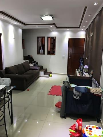 Casa super acolhedora - San Paolo