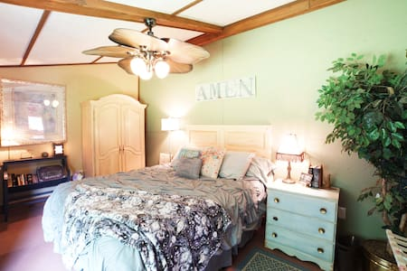 The Tack House Private 1 Bedroom Retreat Getaway - Oldham County - Leilighet