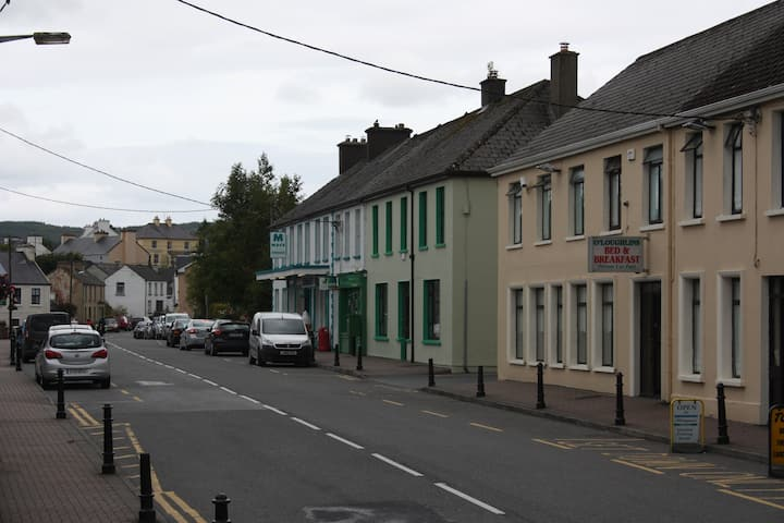 O'Loughlin's  B&B  LIsdoonvarna double room 1