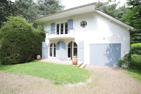 Familly Villa in Le Touquet Forest 10min from Sea - Le Touquet-Paris-Plage