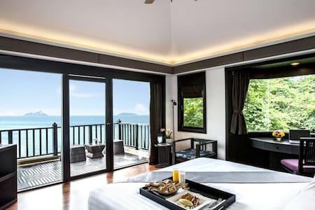 Exquisite view Villa over look the sea on Phi Phi - Phi Phi Islands