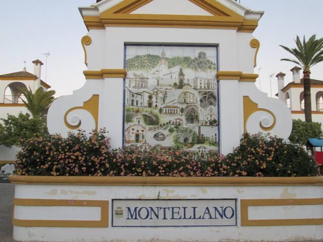 Casa en el centro de Montellano, Sevilla
