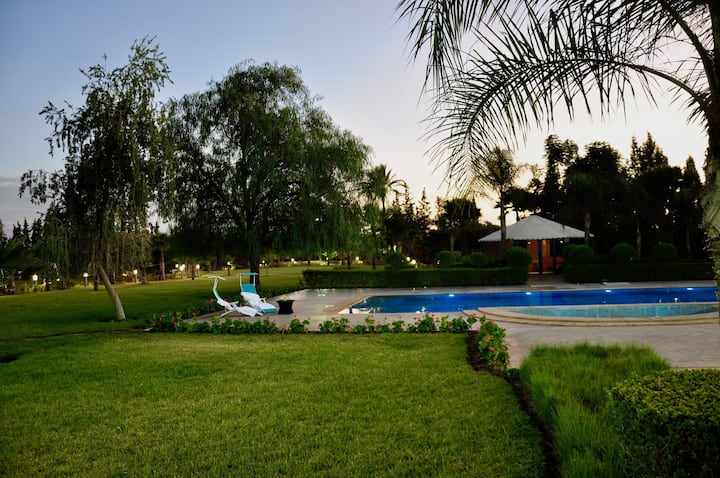 Suite Junior - Villa Marrakech- Dar Raminia