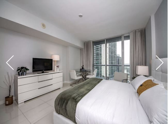 STUDIO W BRICKELL VIEW W HOTEL ICON - Miami - Apartament
