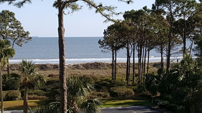 Rare Two Bedroom Seaside Villa, Great Ocean View - Hilton Head Island - Villa