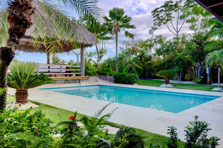 Cap Cana Villa ✰ Private Pool, Cabana & BBQ