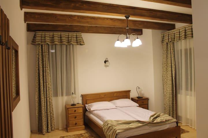 Camera dubla cu balcon Arnica Montana Arieseni