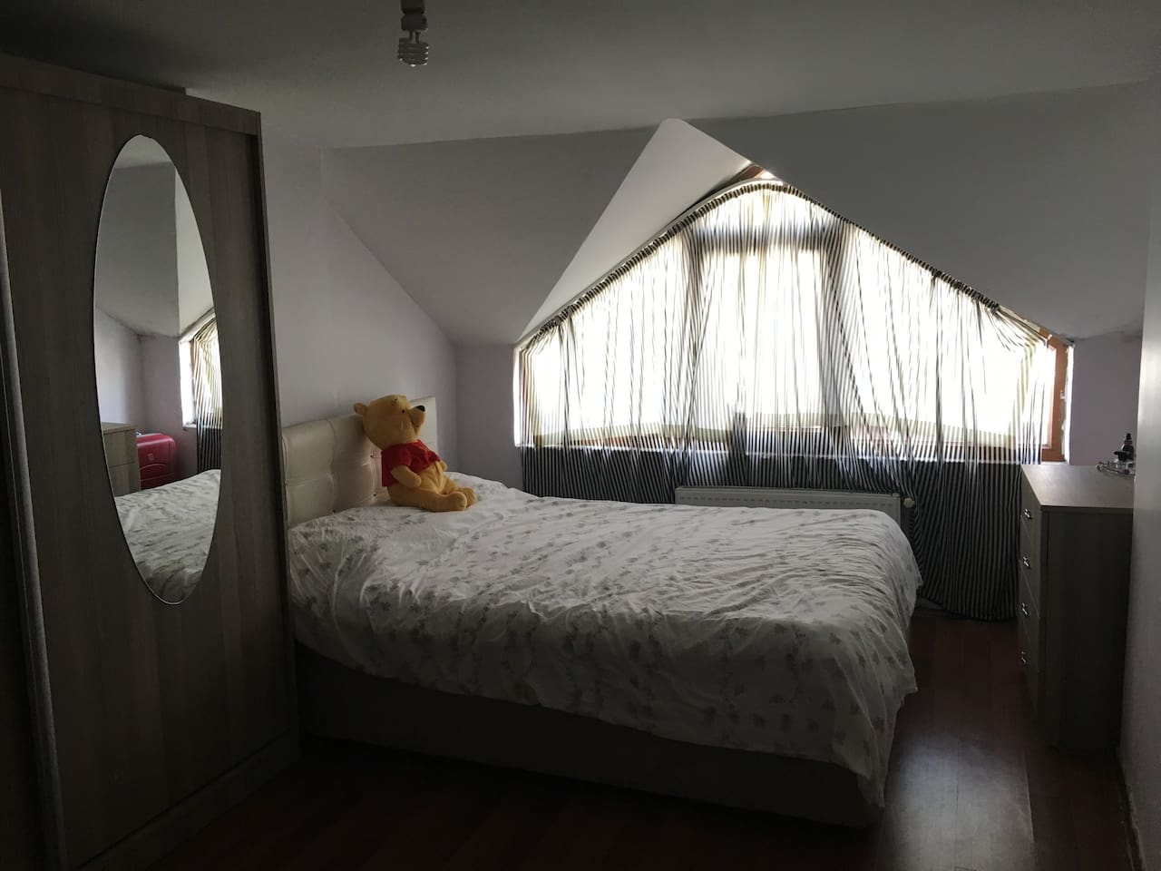 Main bedroom for two person