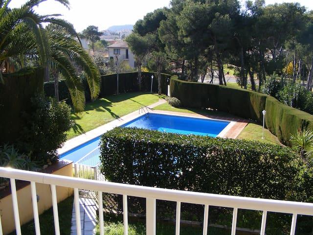 90m² spacious modern Apartment, Pool - Beach 400m - S'Agaró - Apartment