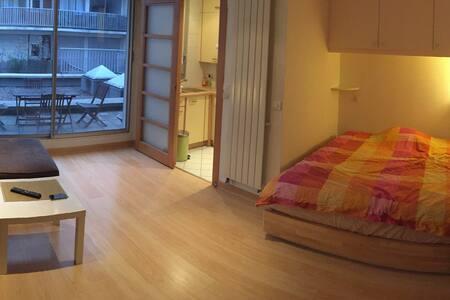 Studio parfaitement équipé dans le 11ème - Paris - Appartement
