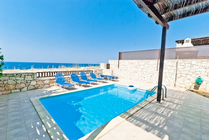 Villa,  just a stone throw away from the sea