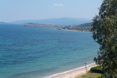Beautiful Apartments By the Sea - Άγιος Νικόλαος - บ้านพักตากอากาศ