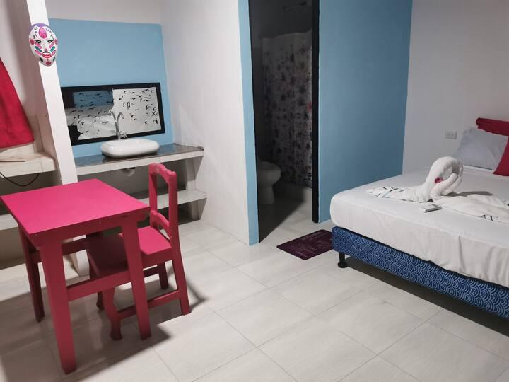 Habitación # 1 para pareja
