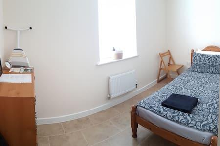 Clean Single Bedroom near Cambridge, Longstanton