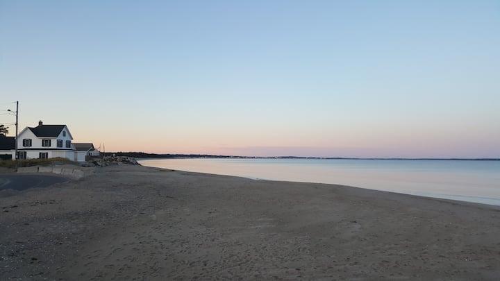 Saco home with ocean views